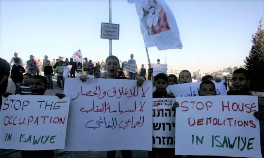 Warga Yerusalem Demo Protes Serangan Berkelanjutan Israel