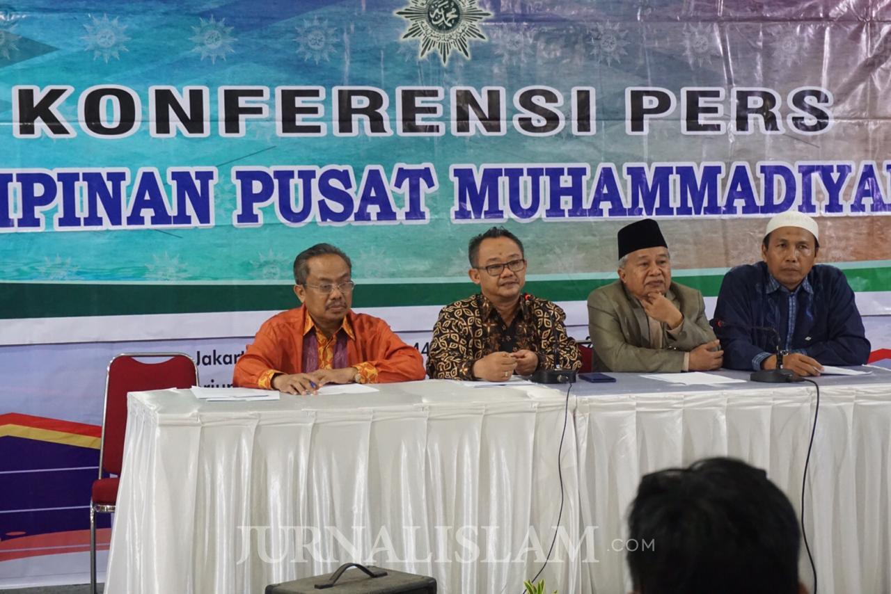 Muhammadiyah Bantah Pernah Terima Suap dari Cina