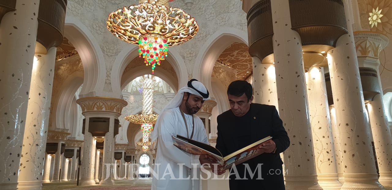 Terinspirasi dari UEA, Menag Ingin Bangun Masjid Ramah Wisatawan di Solo