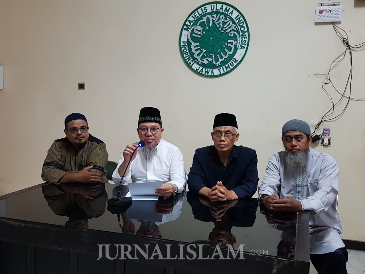 GUIB – MUI Jatim Desak Cina Setop Intimidasi terhadap Muslim Uighur