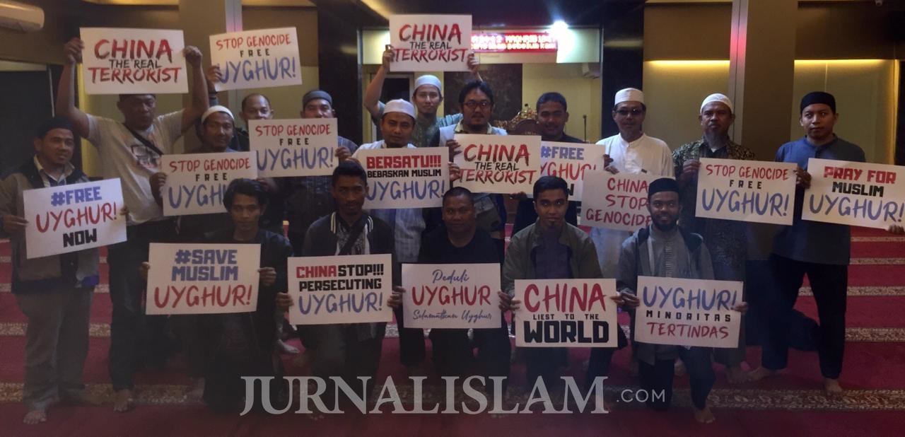 Umat Islam Sulsel Gelar Aksi Bela Muslim Uighur Jumat Besok