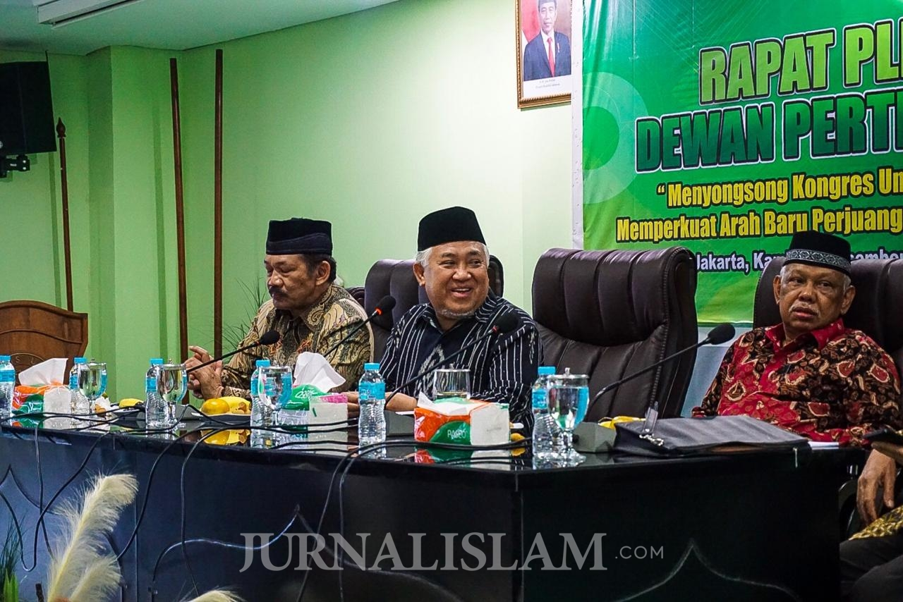 Din: Kongres Umat Islam Wadah Silaturahim Ormas dan Tokoh Islam se-Indonesia