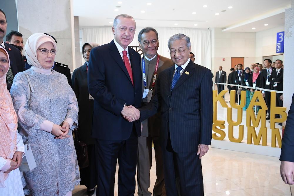 Lima Kesepakatan KL Summit 2019, Malaysia-Turki Kerjasama Bidang Komunikasi Lawan Islamofobia