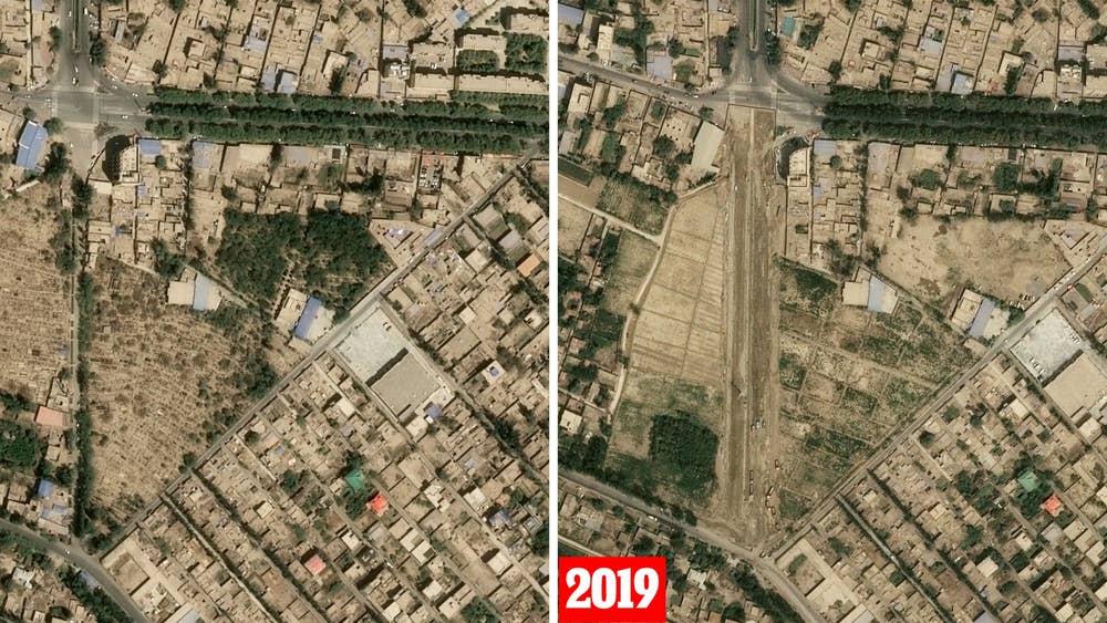 Penghancuran Kuburan di Xinjiang: Bahkan Orang Mati Pun Dipersekusi