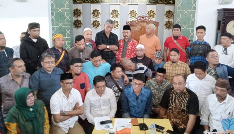 Ini Tujuh Tuntutan Ormas Islam Sulut Pasca Perusakan Mushola di Minahasa Utara