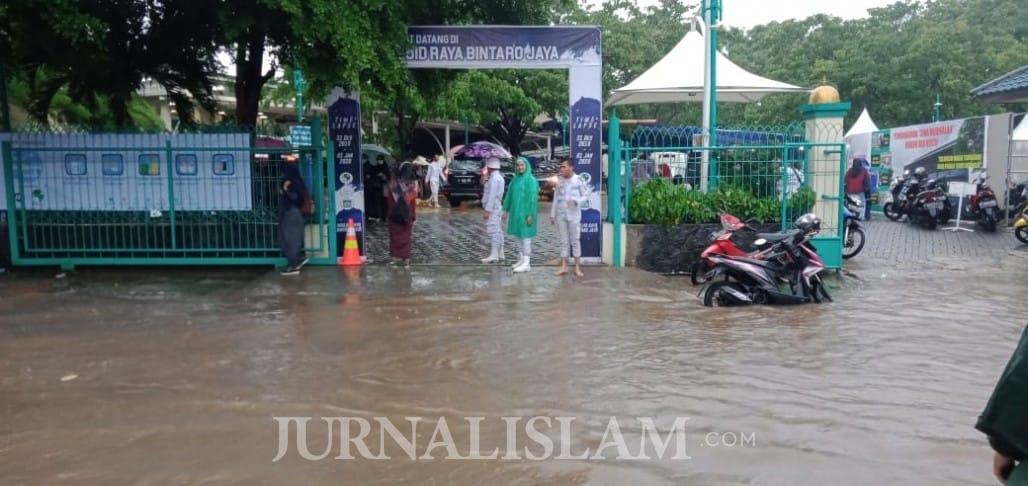 Penanganan Banjir Jabodetabek di Bawah Koordinasi BNPB