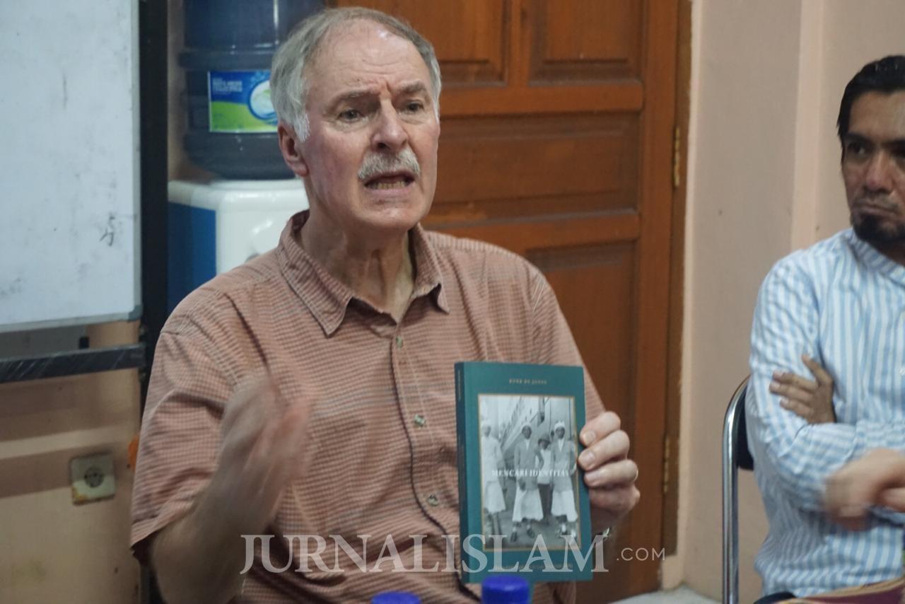 Peneliti Huub de Jonge Ungkap Hubungan Keturunan Arab dengan Indonesia