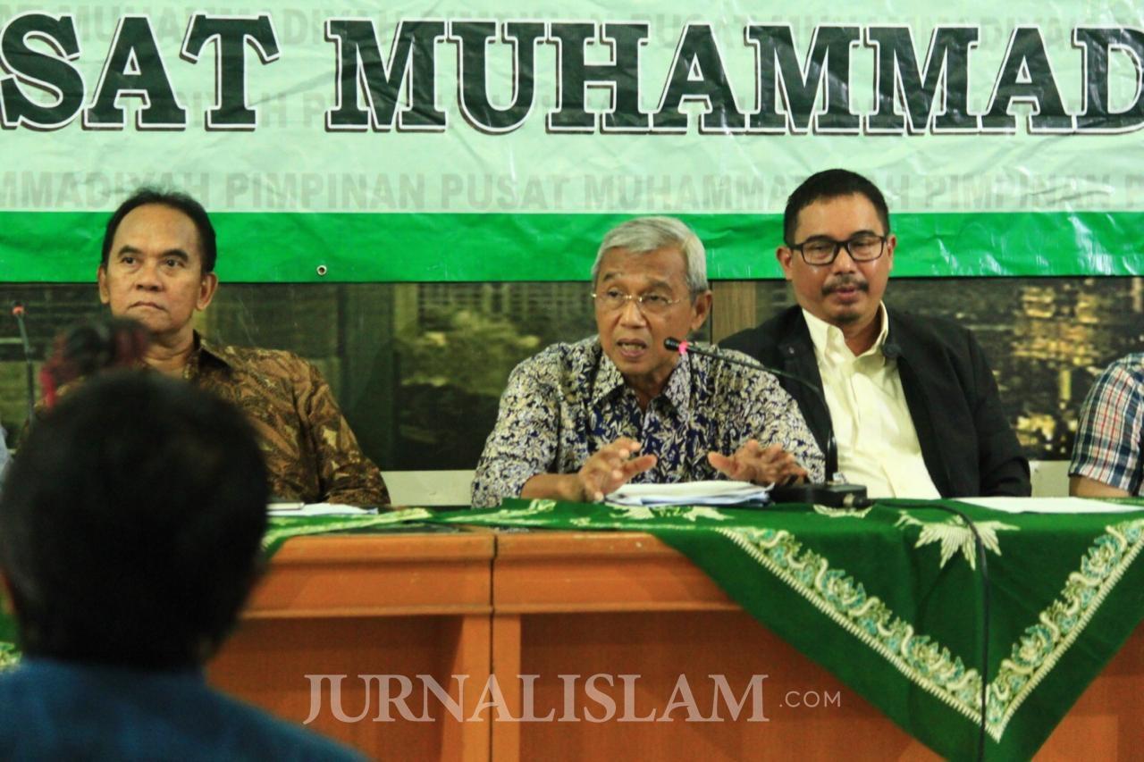 Minta Masyarakat Dilibatkan, PP Muhammadiyah: Hentikan Dulu Ambisi Selesaikan RUU Omnibus Law
