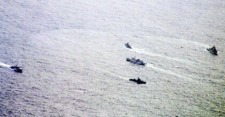 Menyorot Pertahanan Indonesia: Kasus Pelanggaran Kapal Cina di Natuna