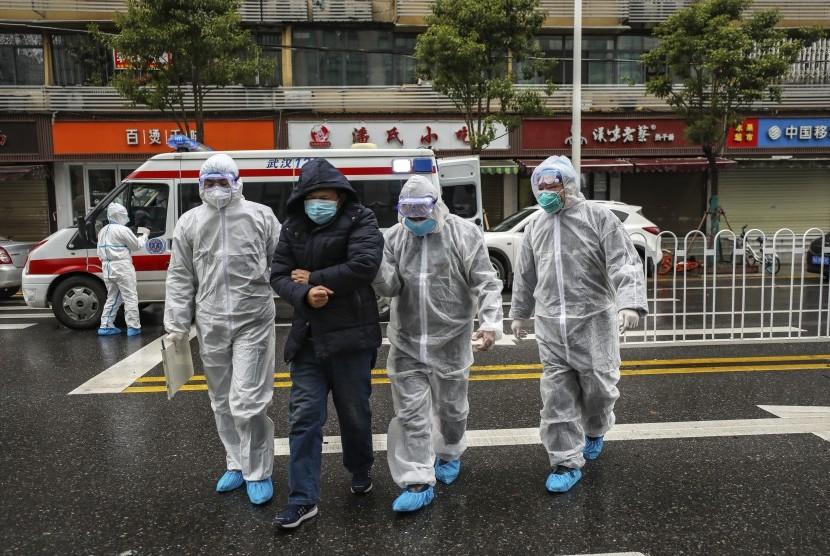 Korban Meninggal Akibat Virus Corona Tembus 1000 Orang