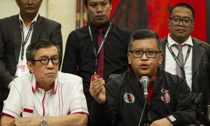 Yasonna Jadi Advokat PDIP, Pengamat: Ulah Presiden Karena Ngotot Menteri dari Partai