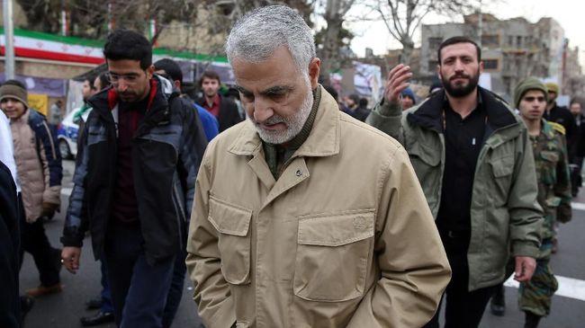 Iran Klaim Akan Balas Trump atas Tewasnya Soleimani