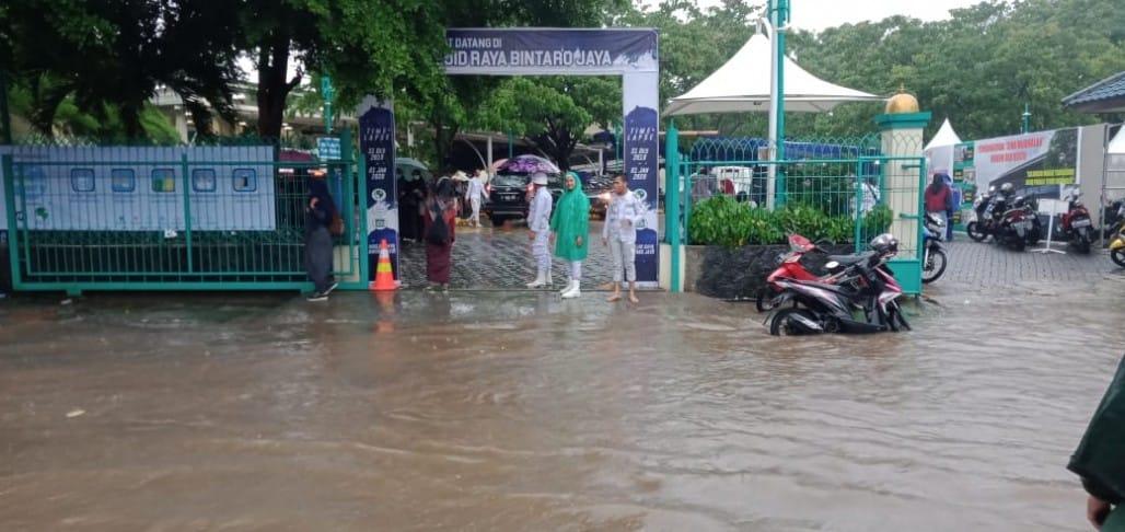 ACT Turunkan Tim DER Bantu Korban Banjir Jabodetabek