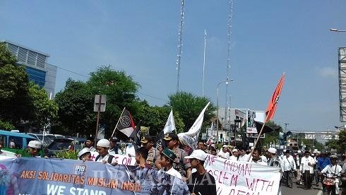 Elemen Ormas Islam Diserukan Demo Kedubes India 6 Maret