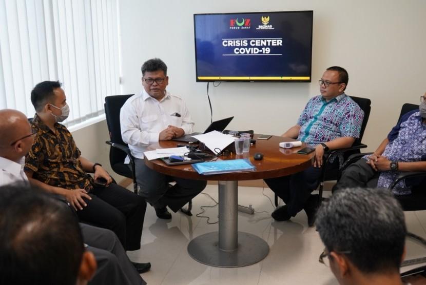 FOZ dan Baznas Crisis Center Pencegahan Virus Corona