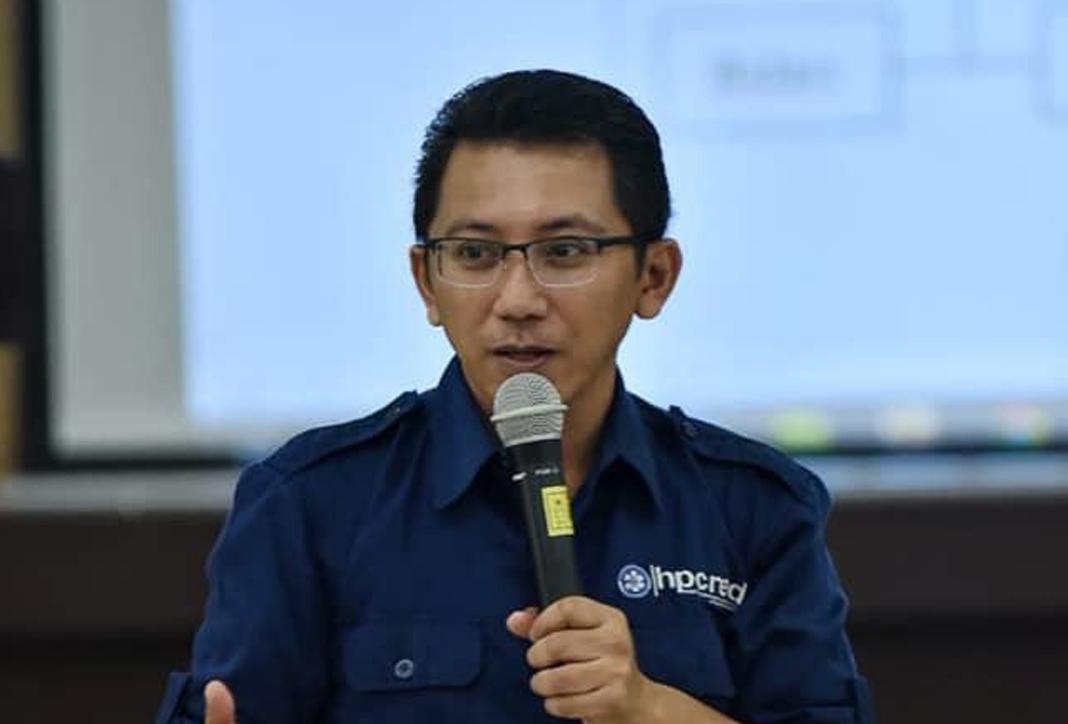 dr. Corona Pimpin Muhammadiyah Covid-19 Command Center