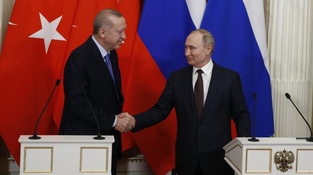 Bertemu di Moskow, Turki – Rusia Sepakati Gencatan Senjata di Idlib
