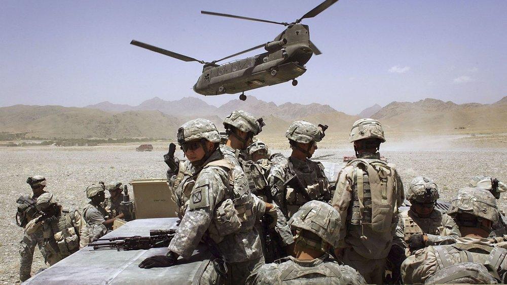 AS Mulai Menarik Pulang Pasukannya dari Afghanistan