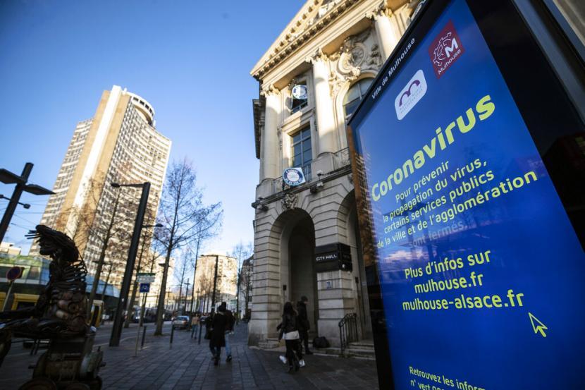 Pertumbuhan Ekonomi Minus 6 Persen, Prancis Resmi Alami Resesi