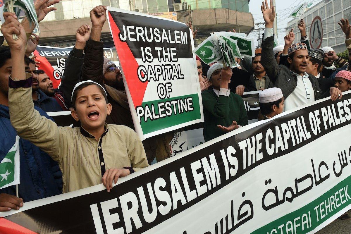 Pakistan Tolak Hubungan dengan Israel Sebelum Palestina Merdeka