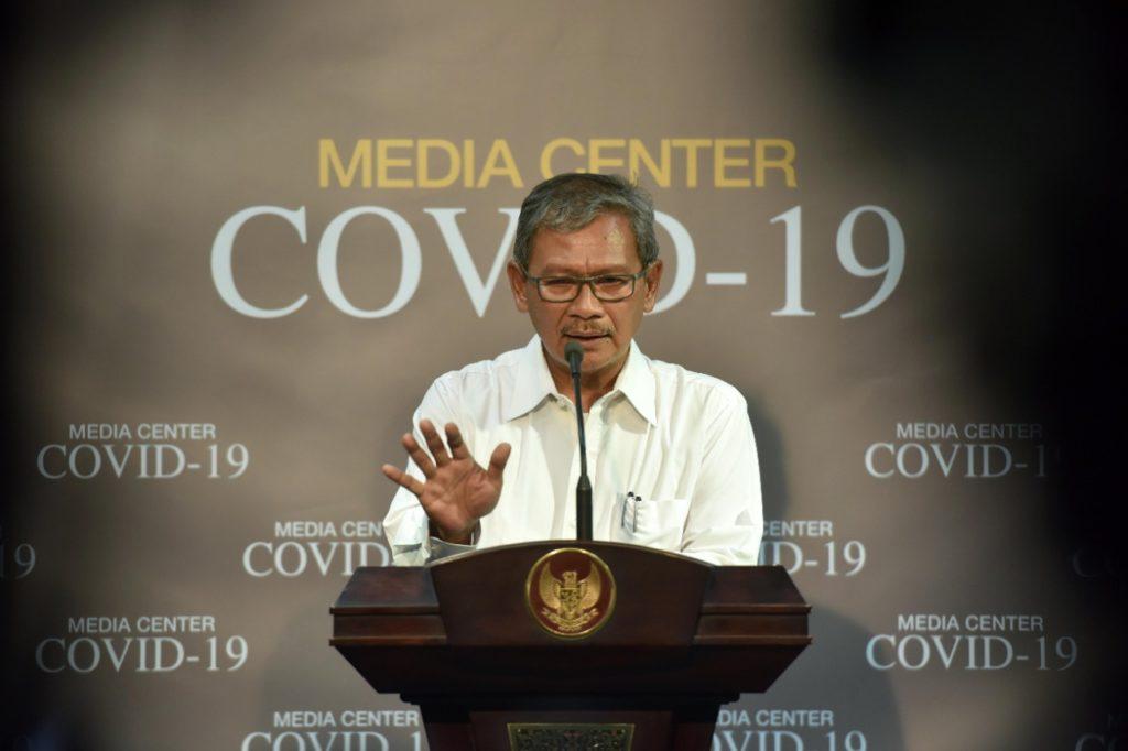 69 Warga Indonesia Dinyatakan Positif Corona