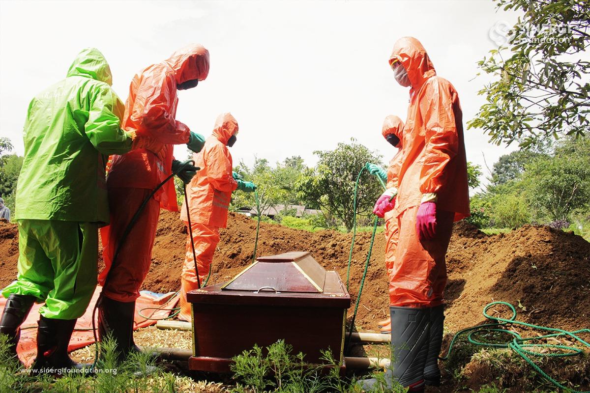 35000 Orang Meninggal Dunia Akibat Covid di Indonesia