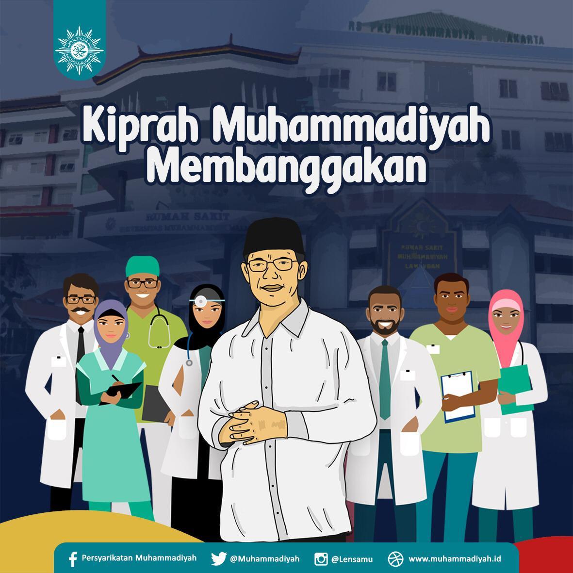 Haedar Nasir Apresiasi Kiprah Elemen Muhammadiyah Lawan Covid-19