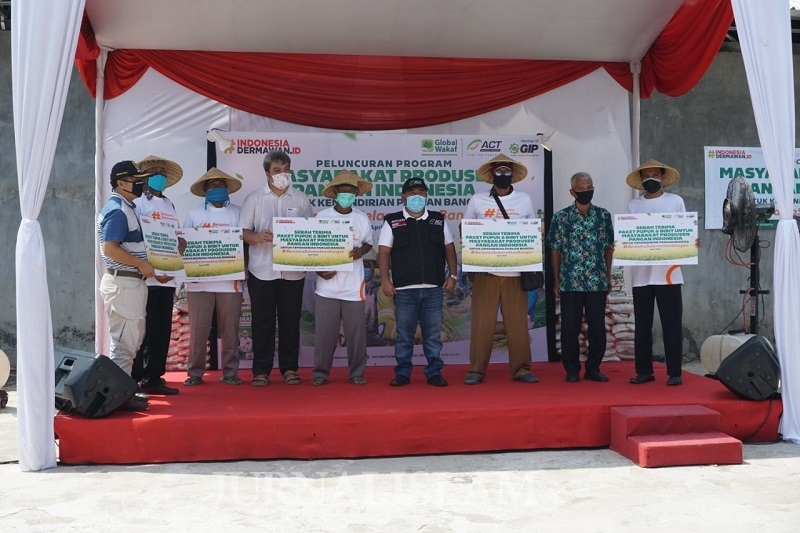 Masyarakat Produsen Pangan Indonesia Perkuat Sektor Pangan di Kala Pandemi
