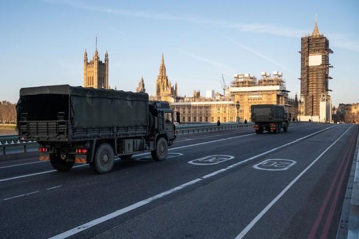 Lockdown Dilonggarkan, Kasus Corona Eropa Naik Lagi