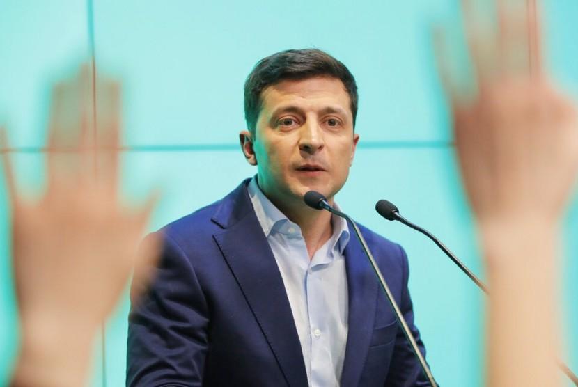 Bergerak Cepat, Presiden Ukraina: Karantina Selamatkan Kita