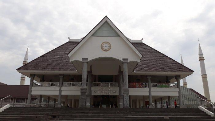 Masjid Hasyim Asy'ari Siapkan Lima Ruang Isolasi Covid-19