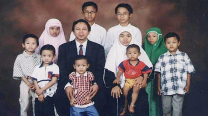 UUstaz Mutammimul Ula, Ayah 10 Anak Penghafal Qur'an Meninggal Dunia