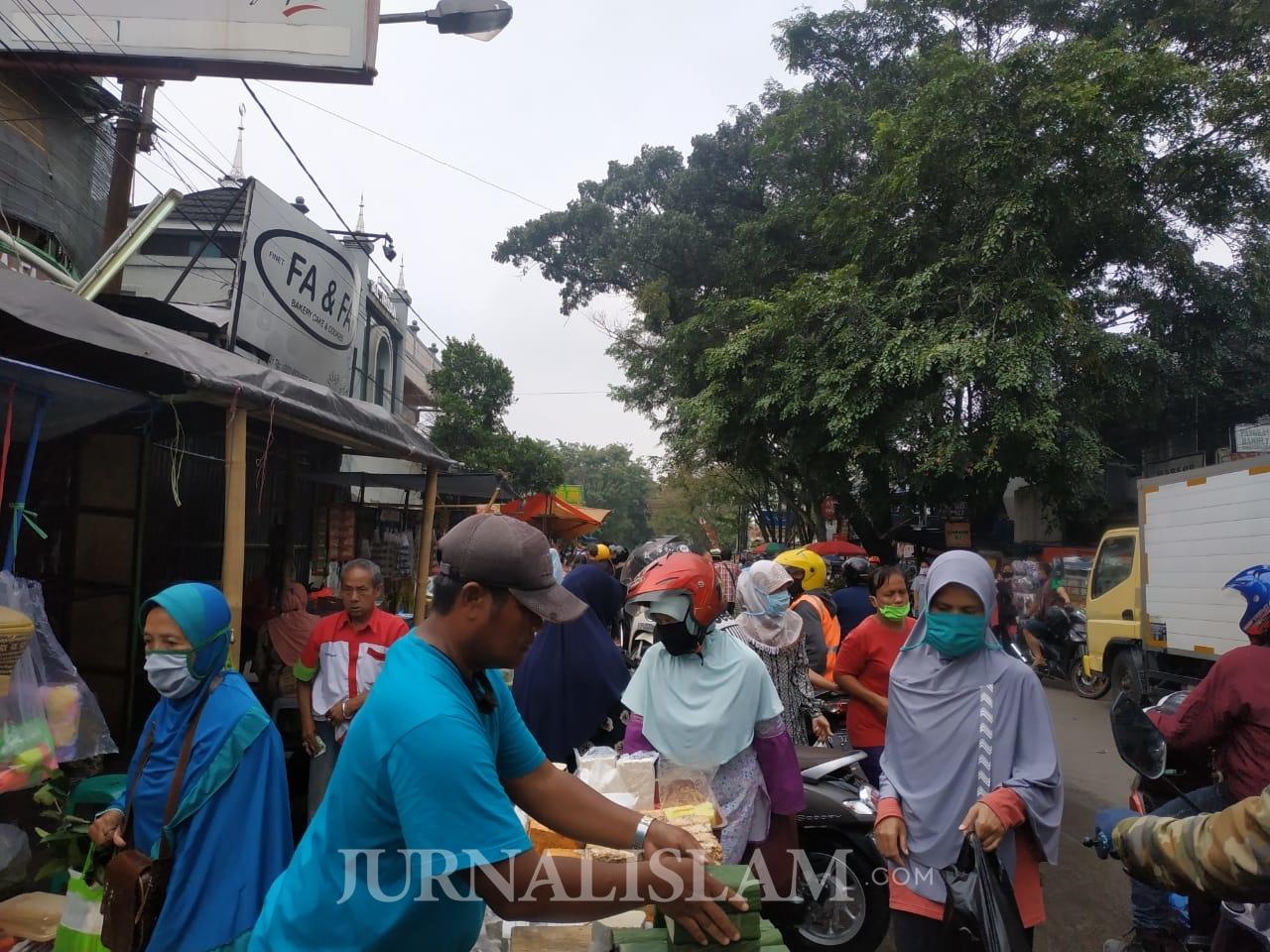 Bandung Lanjutkan PSBB Proporsional, Toko Selain Mal Diizinkan Buka