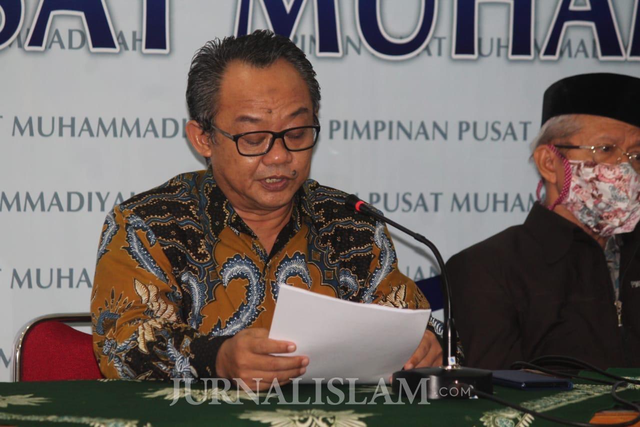 Muhammadiyah Minta Helatan Pilkada 2020 Ditinjau Kembali