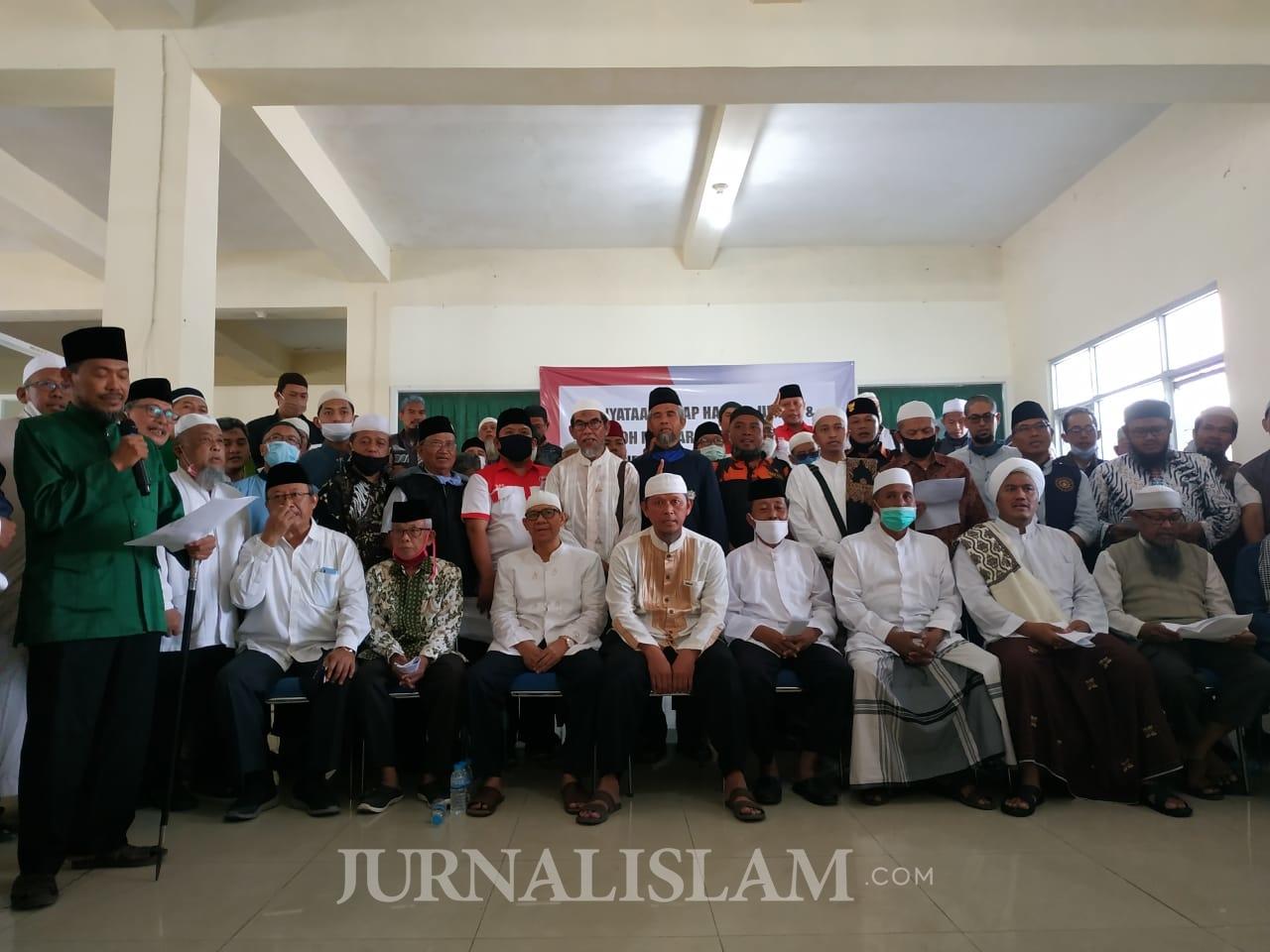 Habaib dan Ulama Minta Masyarakat Waspada Kebangkitan PKI
