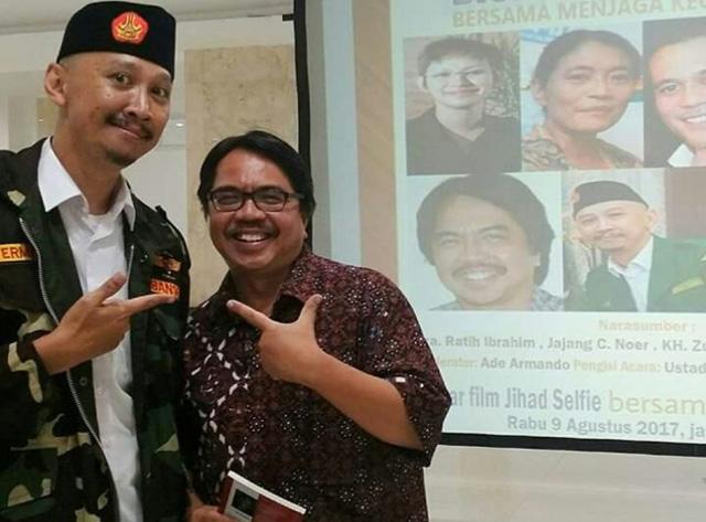 Singgung Muhammadiyah, Ade Armando Sebut Prof. Din Syamsuddin Si Dungu