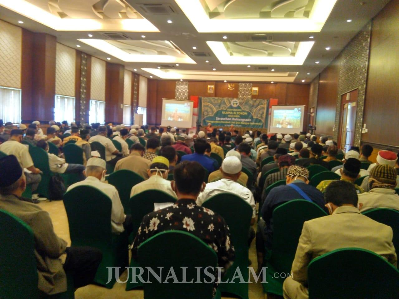 Peringati Dekrit 5 Juli, Ulama Solo Tegaskan Piagam Jakarta Jiwai UUD 1945