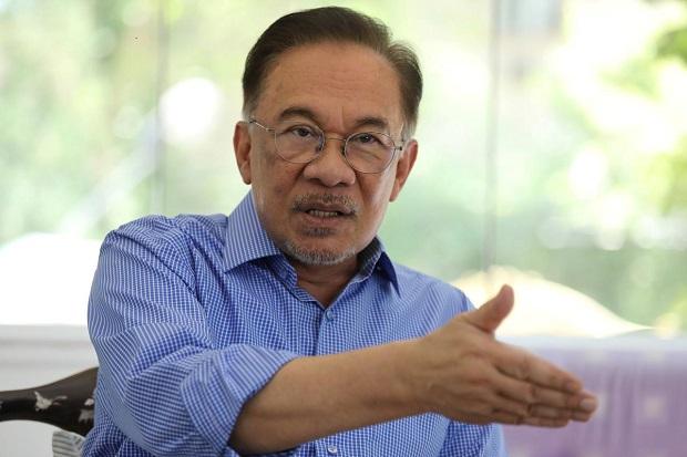Pakatan Harapan Dukung Anwar Ibrahim Jadi Perdana Menteri