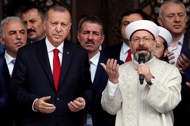 Taliban: Kami Ingin Bertemu Erdogan, Pemimpin Penting Bagi Dunia Islam