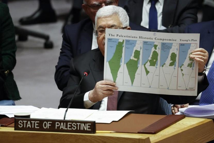 Muncul Desakan Agar Palestina Muncul di Google Maps