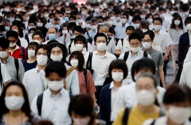 Angka Corona Melonjak, Tokyo Naikkan Bahaya di Level Tertinggi