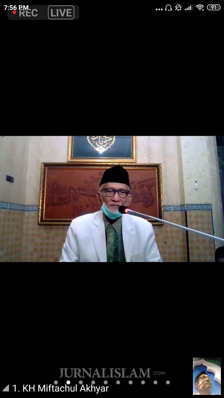 Rais Aam PBNU Apresasi MUI Sukses Jadi Wadah Titik Temu Ormas Islam