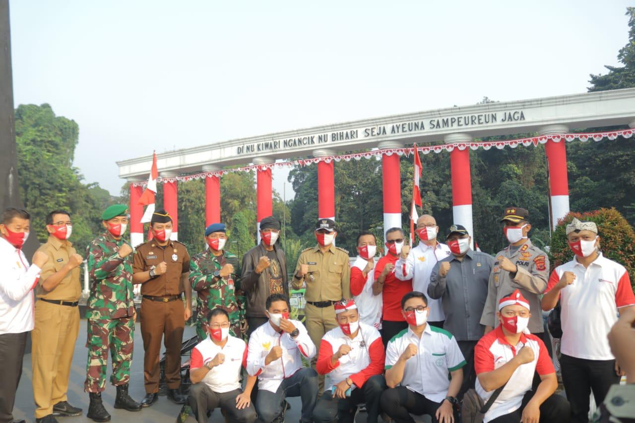 Pemkot Bogor Tak Gelar Perayaan HUT RI Berkerumun