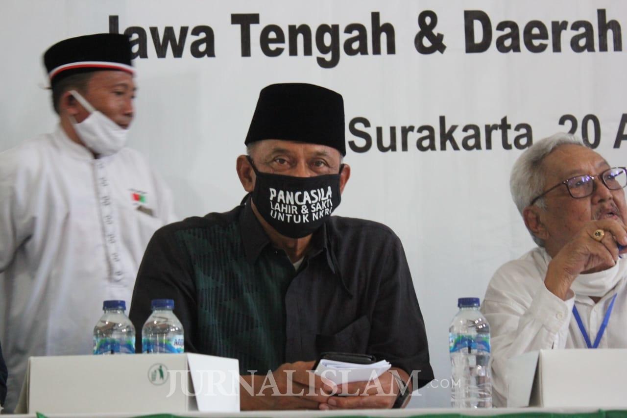 Hadiri Deklarasi KAMI Yogyakarta, Gatot: Ini Gerakan Moral