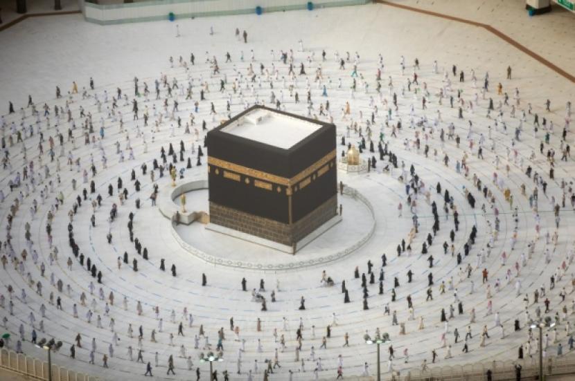 Arab Saudi Wajibkan Jamaah Haji Divaksin