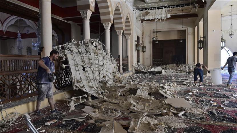 Presiden Lebanon Akan Investigasi Keterlibatan Asing dalam Ledakan