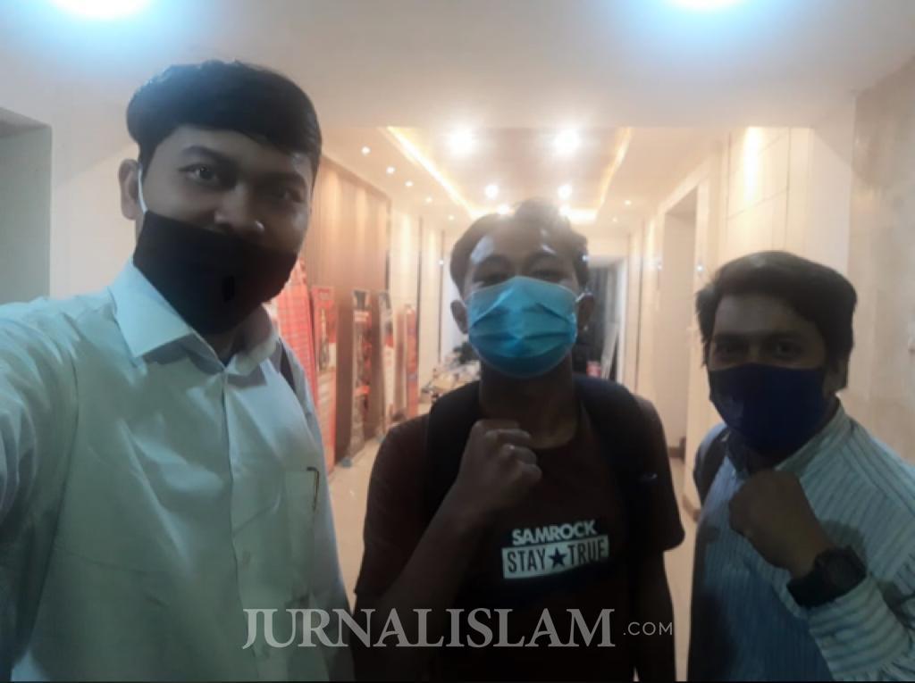 Pushami: Zirly Pembakar Bendera PKI Sudah Dilepaskan
