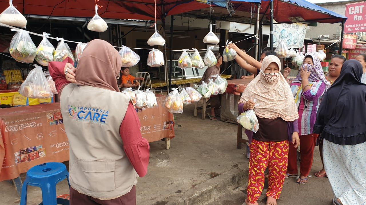 Kesulitan Pangan Saat Pandemi, Masyarakat Apresiasi Gerakan Saling Berbagi Indonesia Care