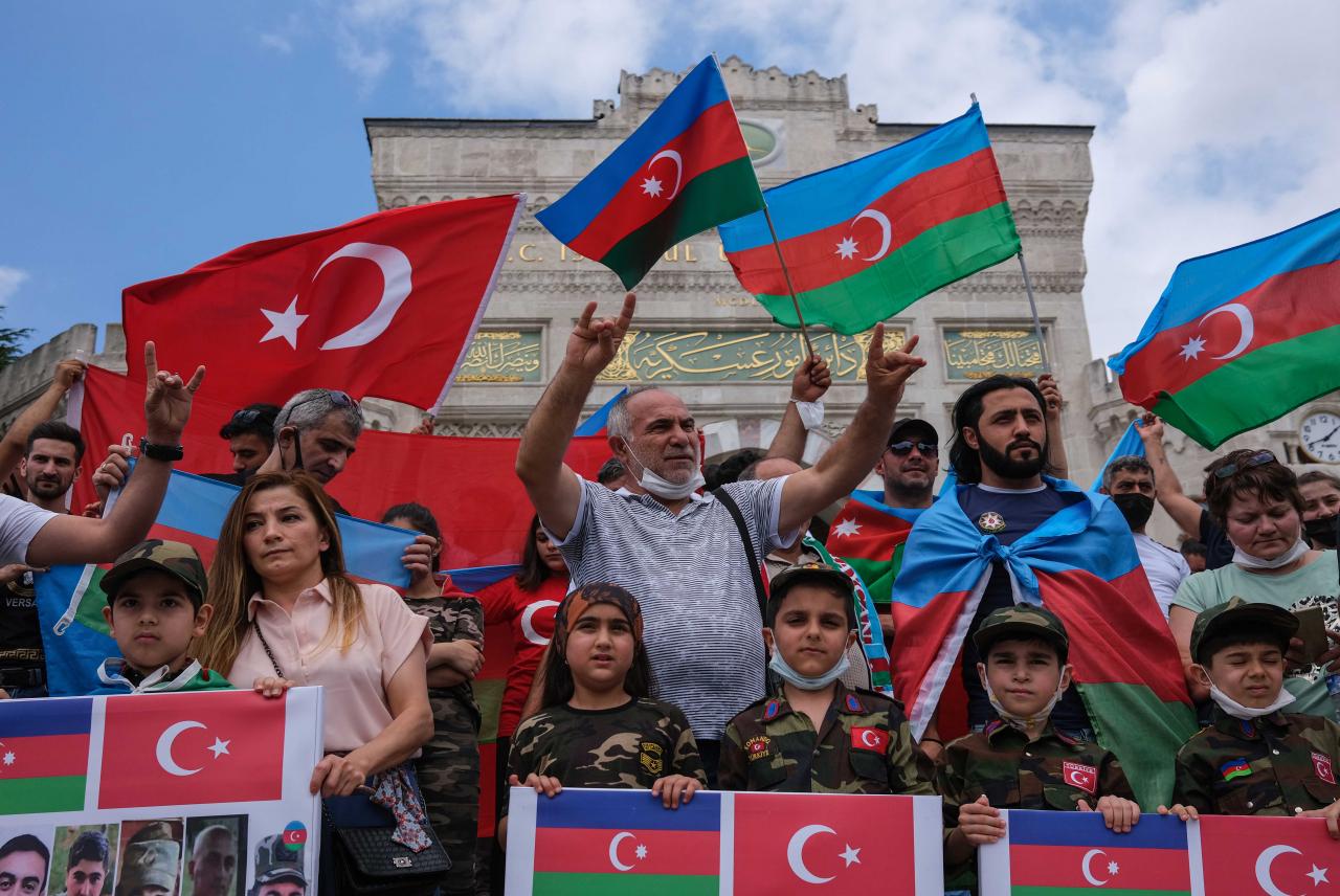 Pasukan Armenia dan Azerbaijan Terlibat Pertempuran