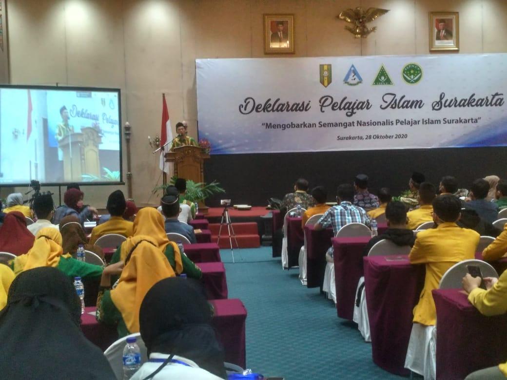 Deklarasi Pelajar Islam Surakarta, PII: Fokus Selesaikan Masalah Pelajar Bersama